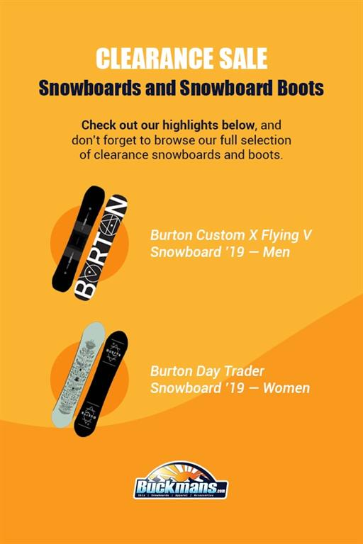 burton custom x flying v snowboard 2019 for men and burton day trader snowboard 2019 for women