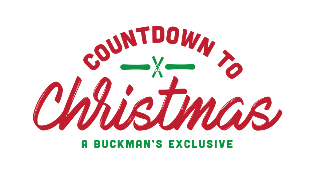 Buckman's Countdown to christmas