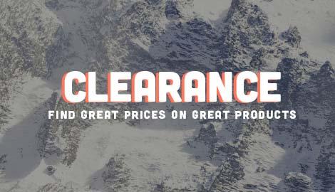 Shop Ski Clearance and Snowboard Clearance