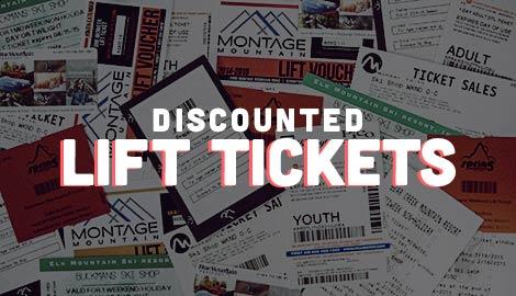 Discount Lift Tickets