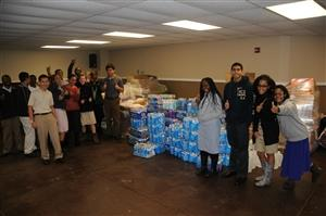 Sandy Relief Drive