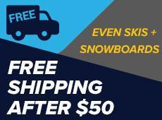 Buckmans Free Shipping Policy