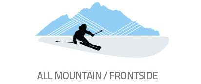 All Mountain / Frontside
