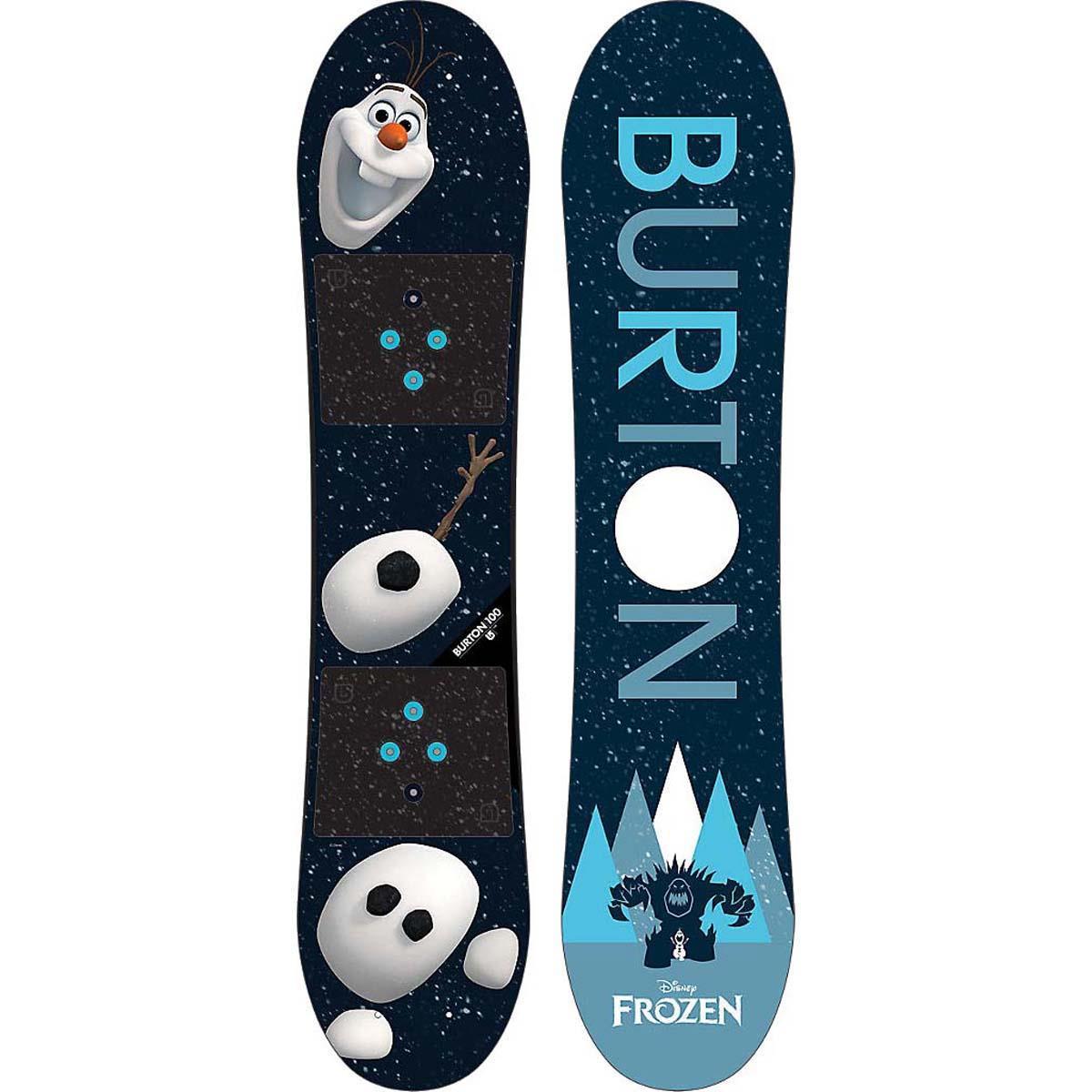 Burton Disney Frozen Olaf Snowboard Youth Buckmans Com