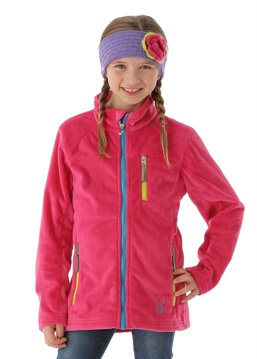 best loved lowest price good service Spyder Caliper Fleece Jacket - Girl's | Buckmans.com