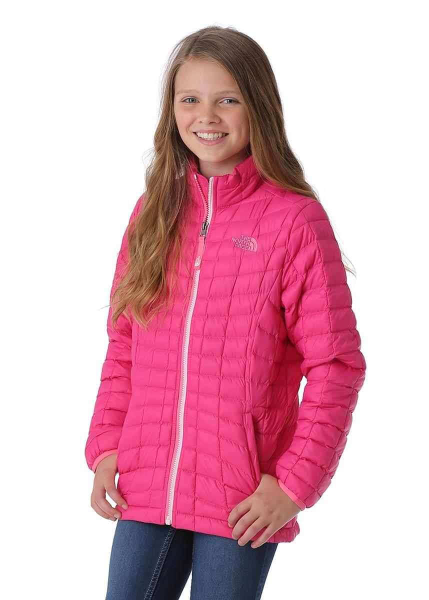 c99a6d9bc The North Face Thermoball Full Zip Jacket - Girl's