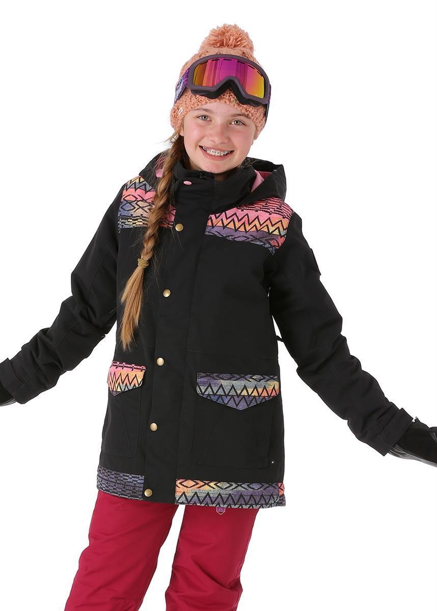 4a9bce97e8 Burton Elstar Parka Jacket - Girl's