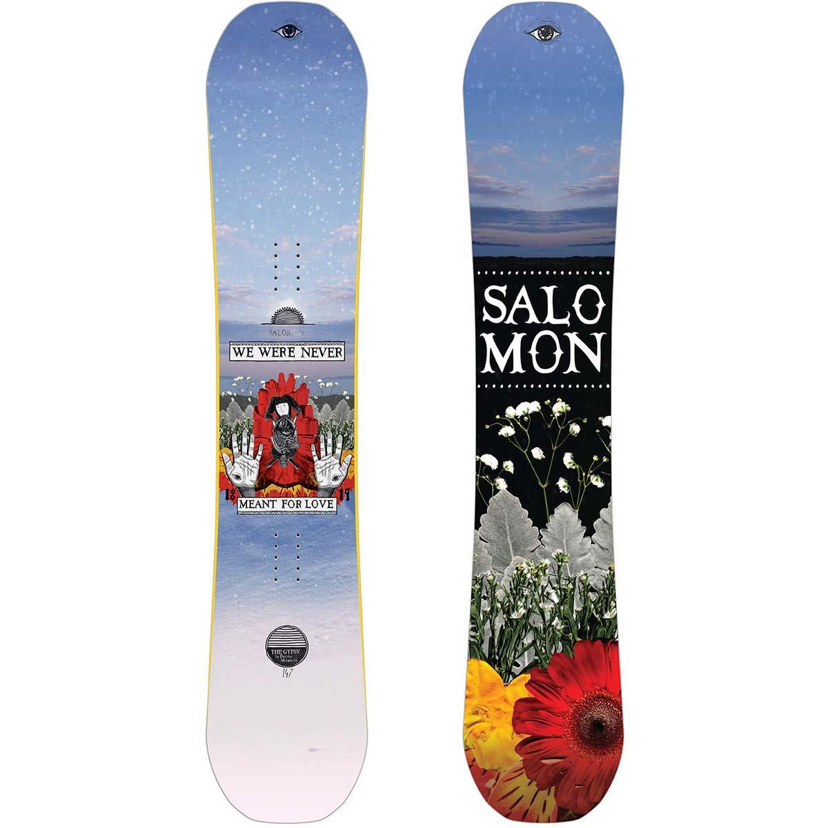 693ceae755aa Salomon Gypsy Classicks By Desiree Snowboard Womens. Loading zoom