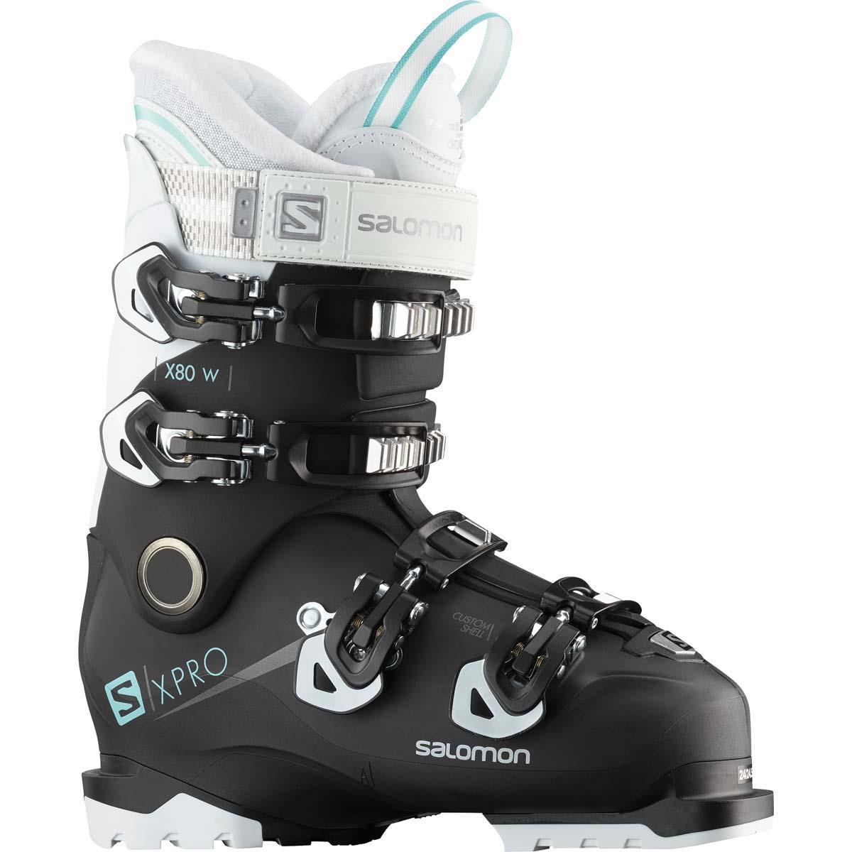 Salomon Women's Ski Boots x Pro X 80 cs Ski Boots, Womens