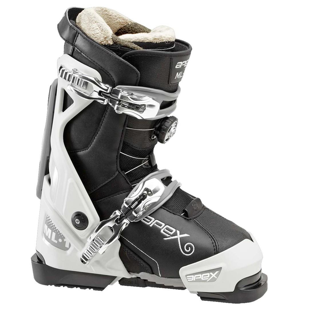 apex ml1 ski boots s buckmans