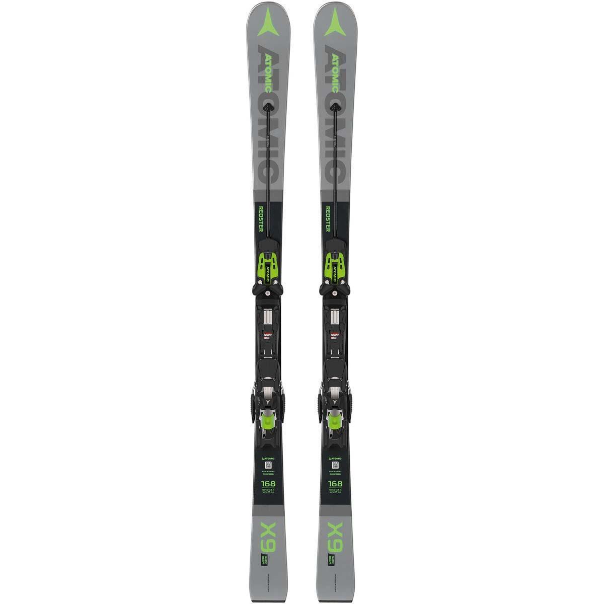 Atomic Redster X9 WB Skis + X 12 Bindings