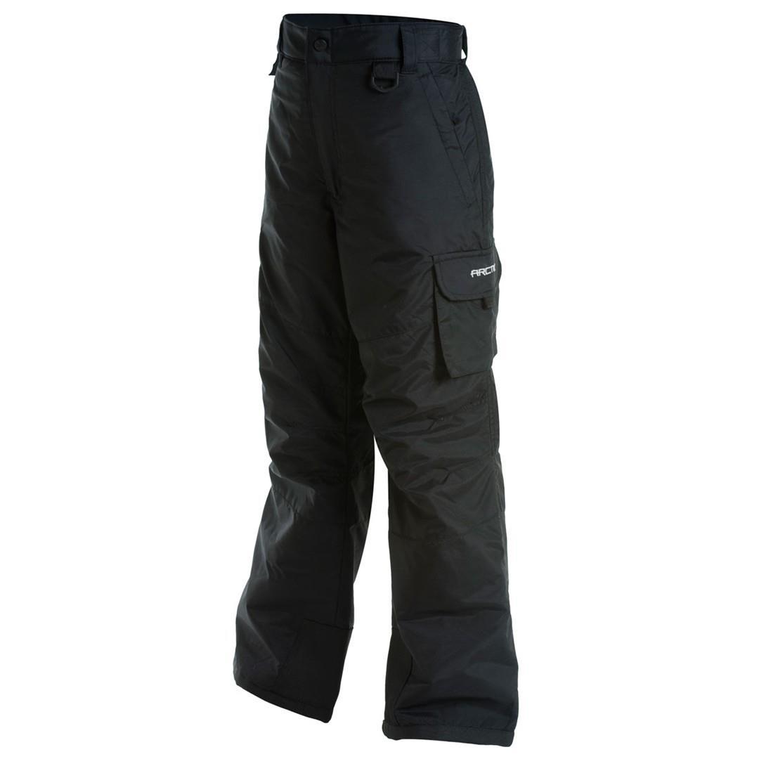Black Arctix Kids Classic Cargo Snow Pants
