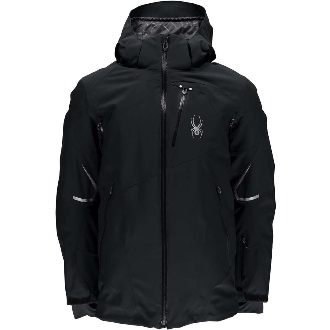how to clean spyder ski jacket