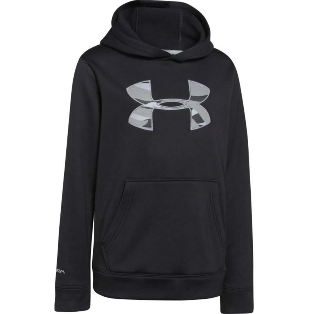 8983e49f8dab Under Armour Rival Hoodie Boys. Loading zoom