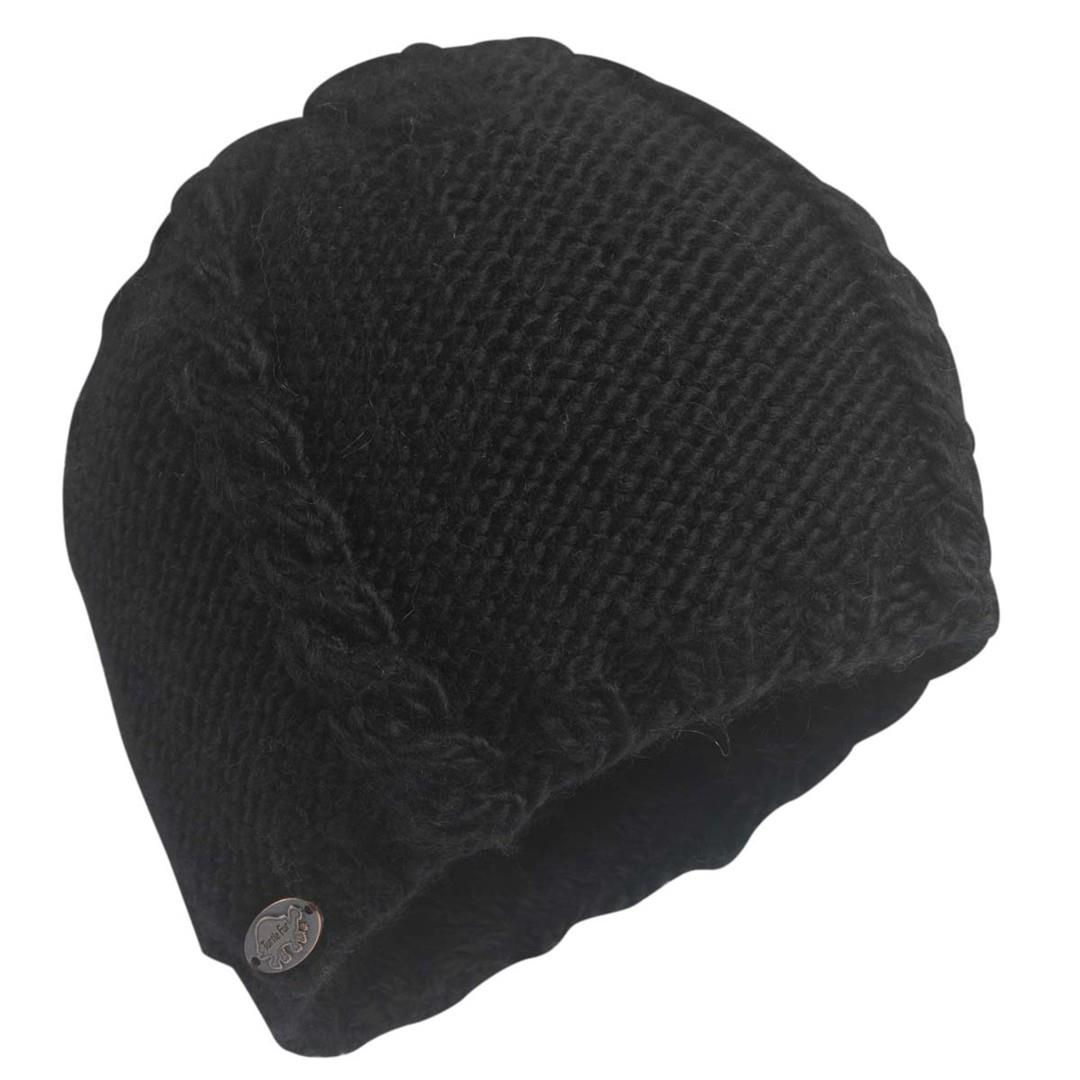Turtle Fur Merino Wool Cabler Hat Womens. Loading zoom 831cc7a24f2