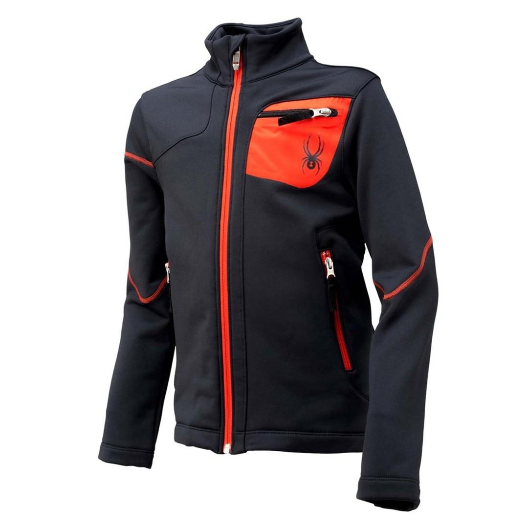 0a07bec0700c Spyder Acceler Fleece Jacket - Boy s