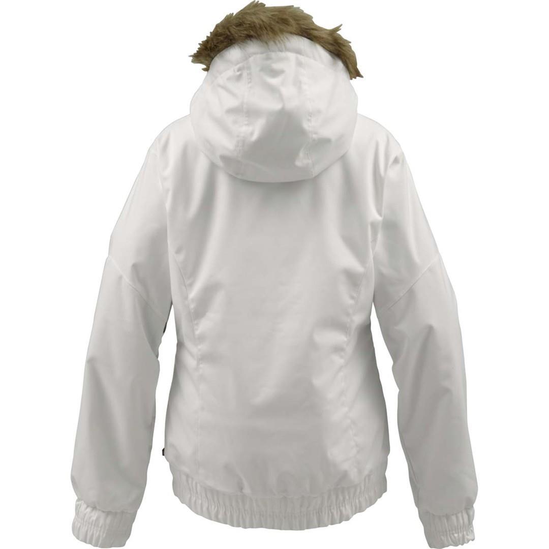 Burton women's tabloid jacket