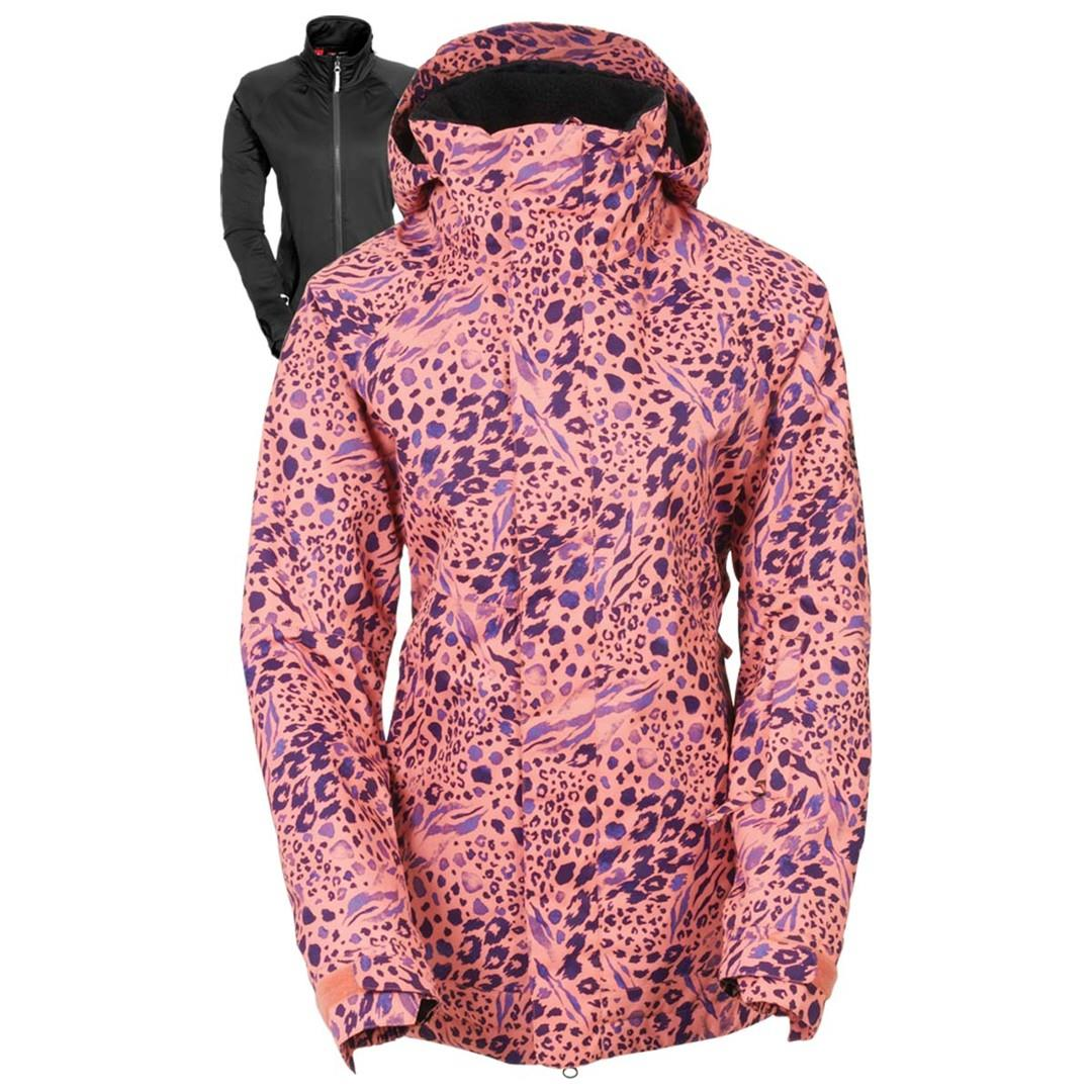 686 Authentic Smarty Catwalk Jacket Womens. Loading zoom a7666b14b