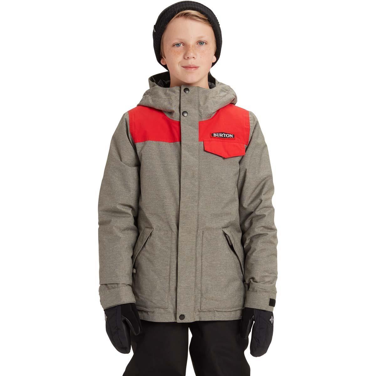 Burton Dugout Jacket Boy's