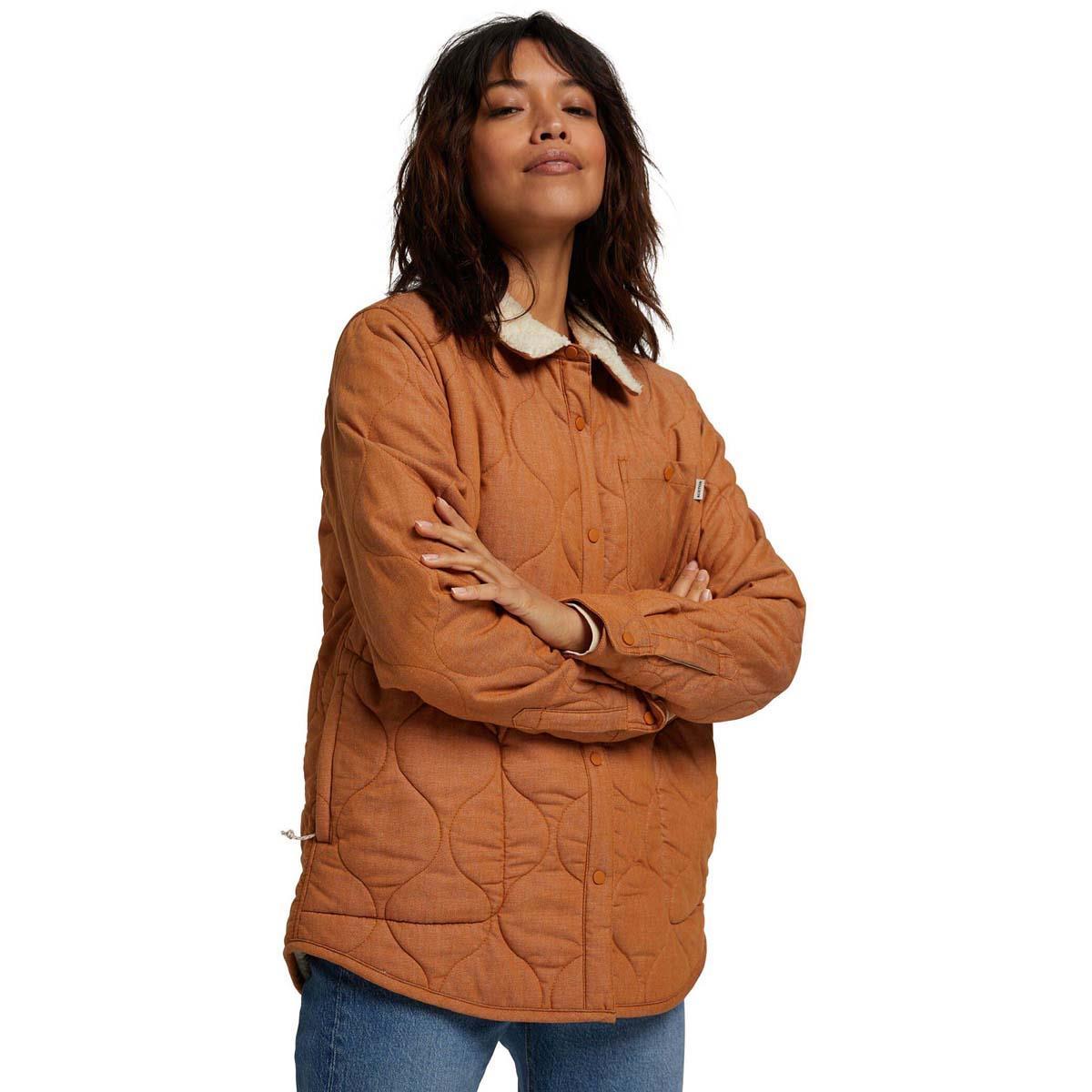 Burton Womens Grace Insulated Flannel Shirt