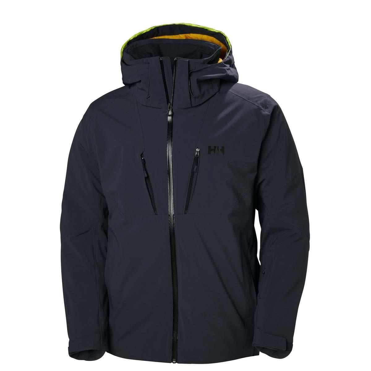 Lighting Jacket: Helly Hansen Lightning Jacket - Men's