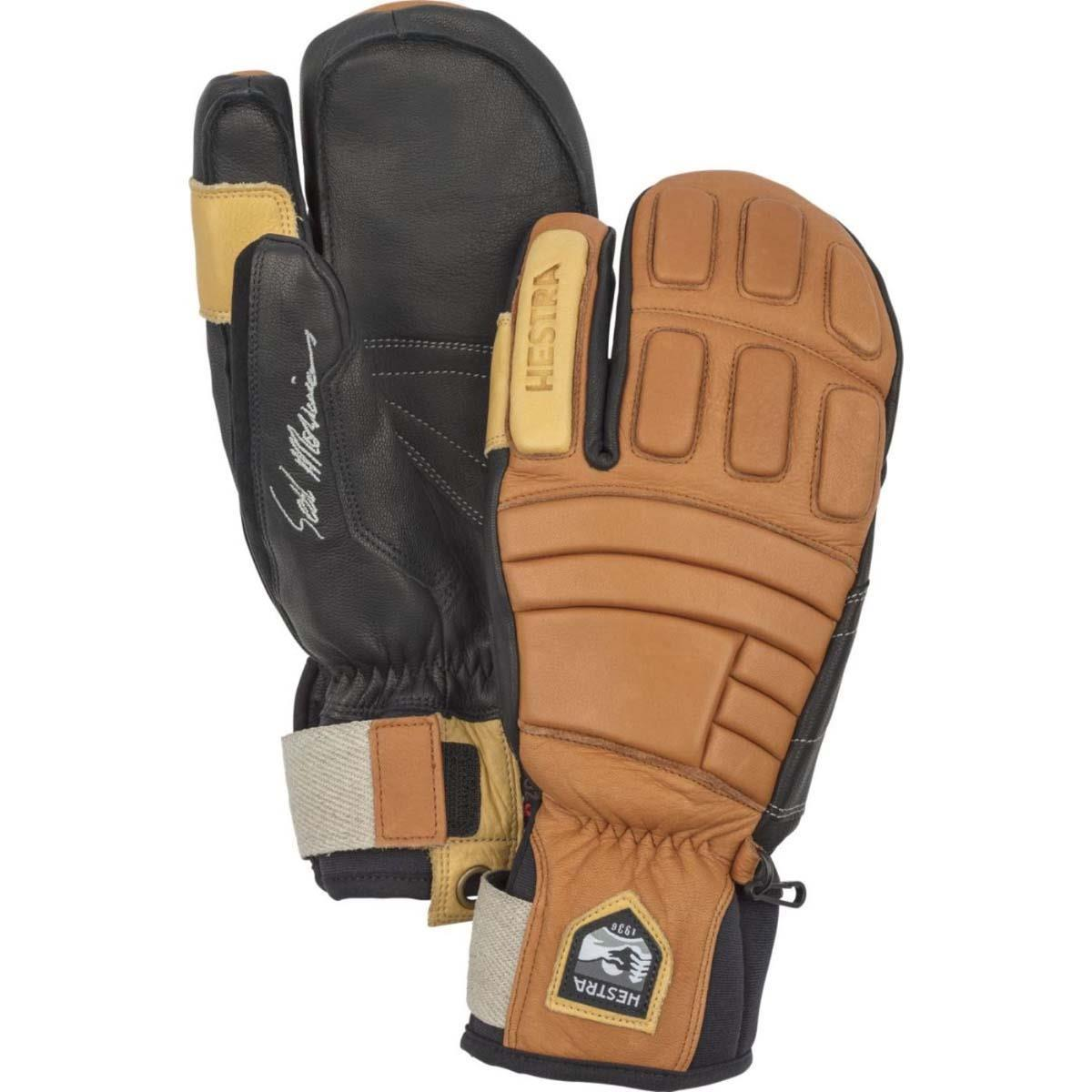 buy best arriving really comfortable Hestra Seth Morrison 3 Finger Pro Glove - Men's | Buckmans.com