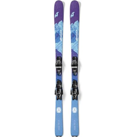 Nordica Astral 78 CA + FDT 10 Skis - Women's