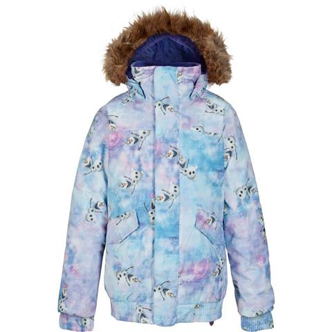 Burton Twist Bomber Jacket Girls