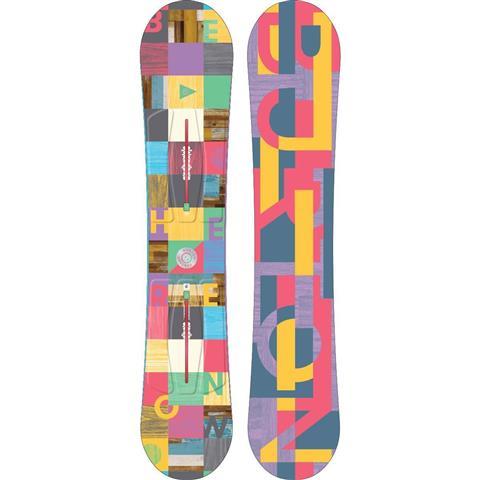 Burton Feather Snowboard Womens