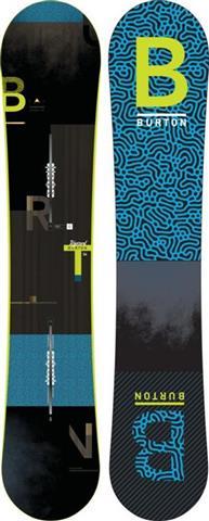 Burton Ripcord Snowboard 19 Mens