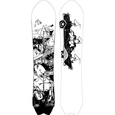 Burton Fish Snowboard Mens