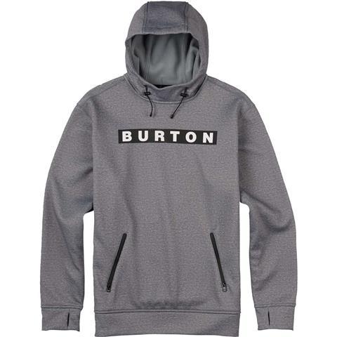 Burton Crown Bonded Pullover Hoodie Mens