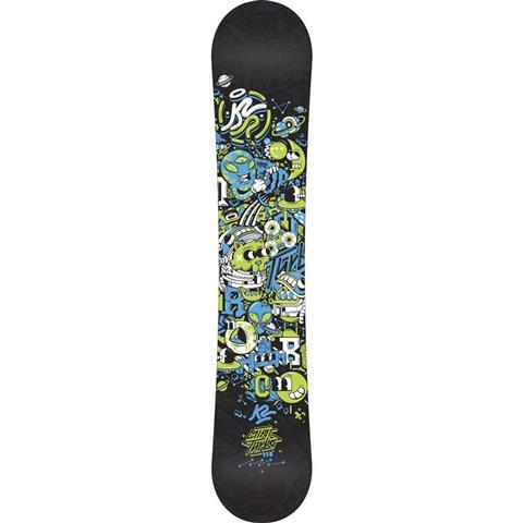 K2 Mini Turbo Snowboard Boys