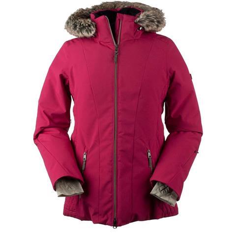 Obermeyer Siren Faux Fur Jacket Womens