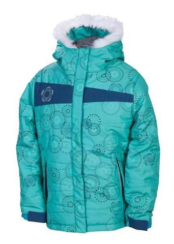 686 Mannual Gidget Puffy Jacket - Girl's