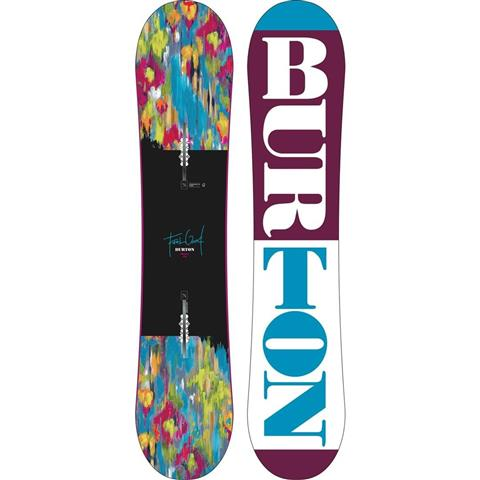 Burton Feelgood Smalls Snowboard Girls