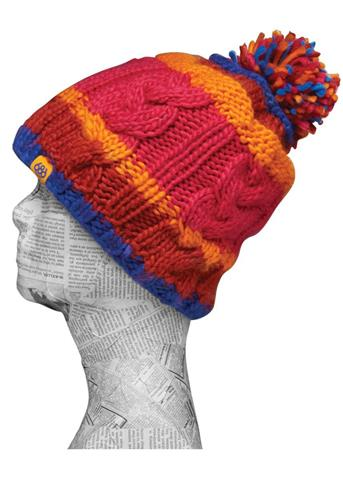 686 Band Fleece Beanie - Girl's