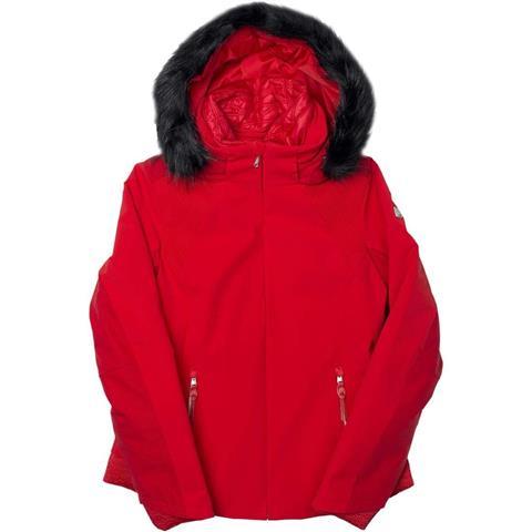 Spyder Posh Real Fur Jacket Womens