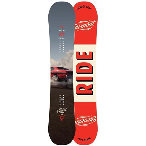 Ride Burnout Snowboard Mens