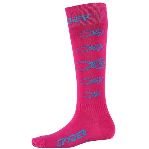 Spyder Bug Out Socks Girls