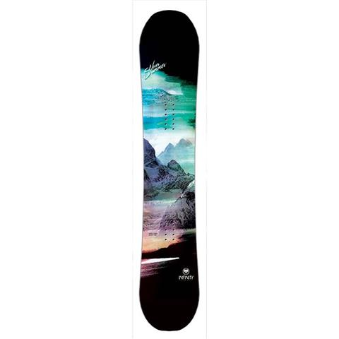 Never Summer Infinity Snowboard Womens
