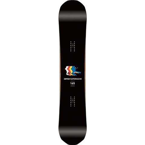 Capita Supermacho Snowboard Mens