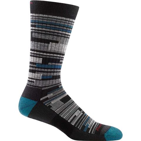 Darn Tough Urban Block Light Cushion Socks Mens