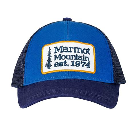 Marmot Youth Retro Trucker Hat