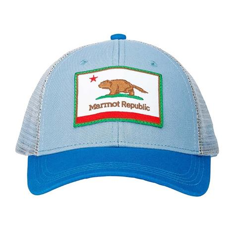 Marmot Youth Marmot Republic Trucker Hat