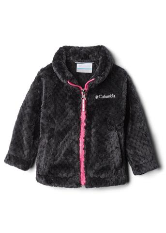 Columbia Fluffy Fleece Full Zip - Girl's
