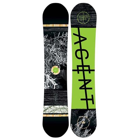 Rome Agent Midwide Snowboard Mens