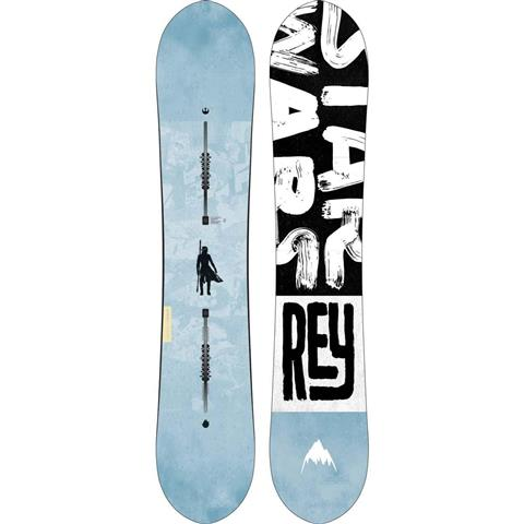 Burton Resistance Snowboard (Rey) Womens