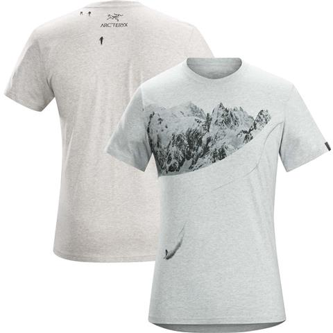 Arcteryx Journey Down SS T Shirt Mens