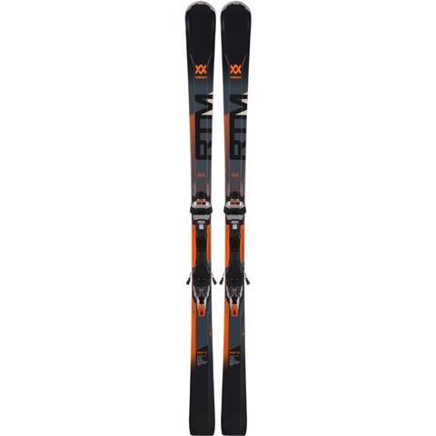 Volkl RTM 81 IPT WR XL 12 TCX Skis Mens